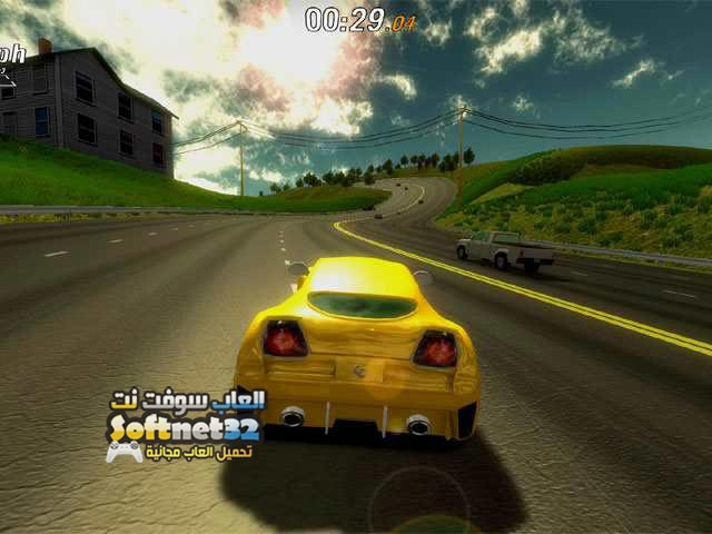 download Crazy Cars game pc