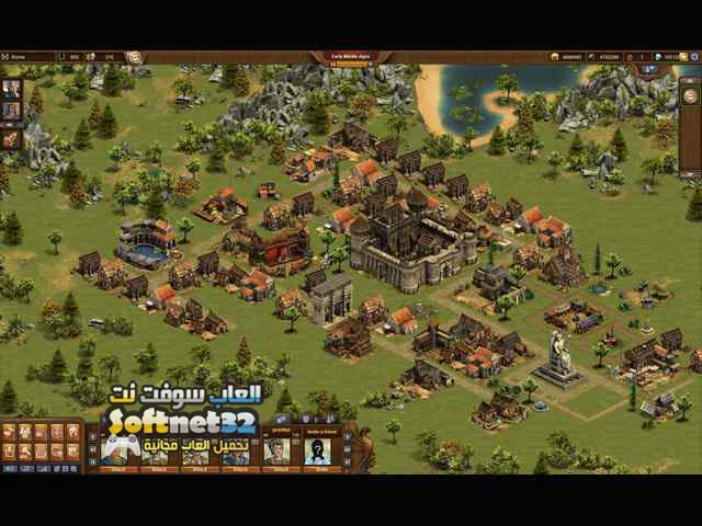 download Forge of Empires pc game