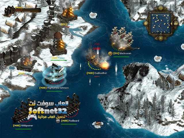 تحميل لعبة قراصنة الكاريبي 3