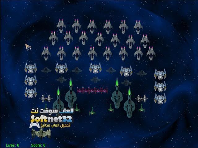 تحميل العاب برابط واحد سريع لعبة حرب الفضاء Able astronaut