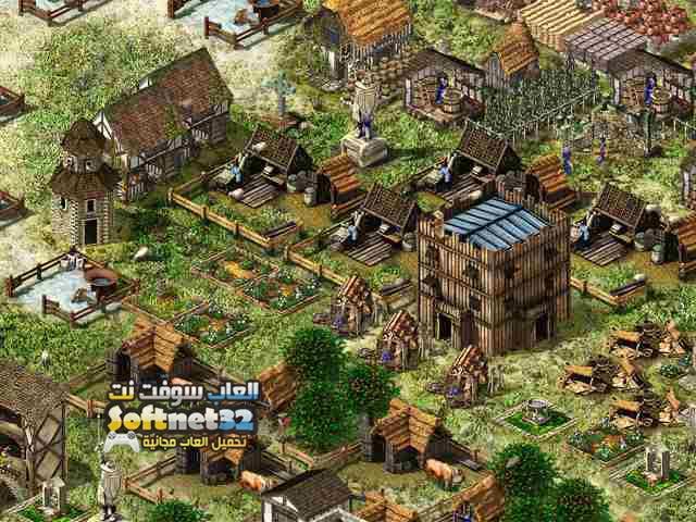تحميل لعبة صلاح الدين Stronghold Kingdoms مجانا