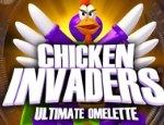 تحميل لعبة الفراخ للكمبيوتر Chicken Invaders 4