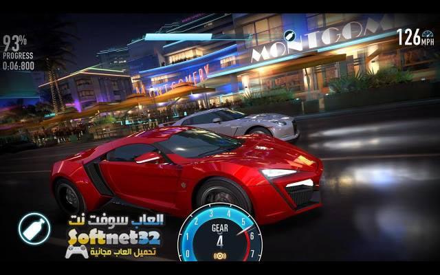 تحميل لعبة فاست اند فيريوس Fast and Furious للآندرويد