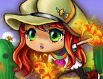 تحميل لعبة الفتاة المحاربة Manjasha 2