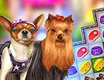 لعبة تلبيس الحيوانات الأليفة Dress-up Pups