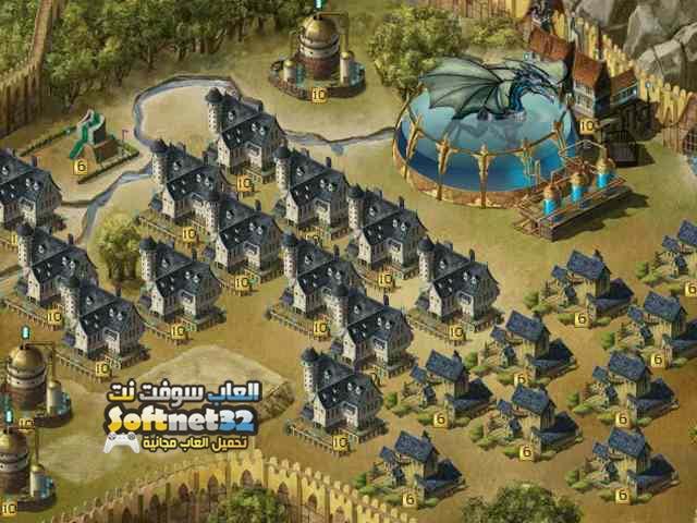 تحميل لعبة تنين اتلانتس Dragons of Atlantis مجانا