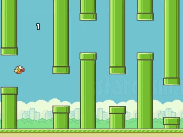 تحميل لعبة فلابي بيرد الشهيرة لأجهزة الكمبيوتر Flappy bird PC