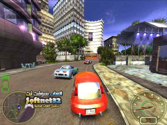 تحميل لعبة السيارات جاتا جراند اوتو ادفانتشر GTA Grand Auto Adventure