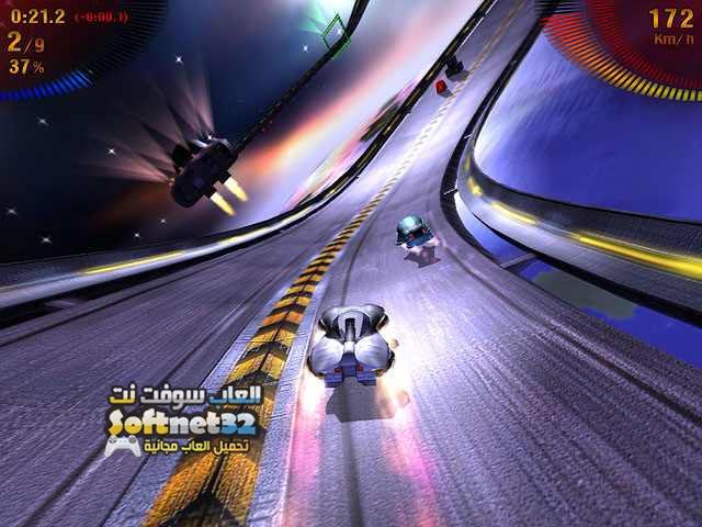 تحميل لعبة سباق في الفضاء Space Extreme Racers