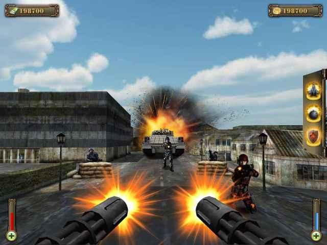 تحميل لعبة اطلاق النار للاندرويد Gunship Counter Shooter 3D