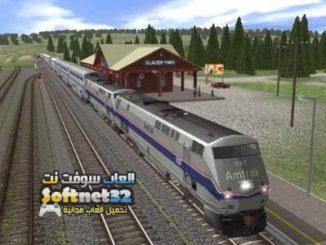 تحميل لعبة قيادة القطار الحقيقي Passenger Train Simulator للكمبيوتر