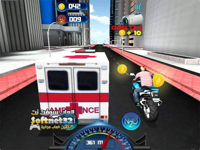 download City Moto Racer game
