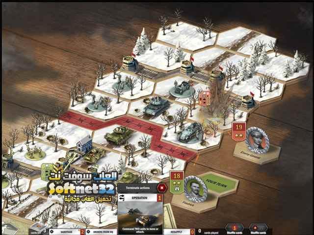 تحميل ألعاب حرب الدبابات جنرال بانزر مجانا للكمبيوتر Panzer General