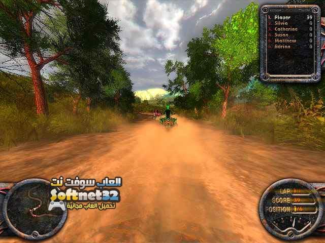 تحميل لعبة سباق الدراجات الناريه مجانا - العاب كمبيوتر