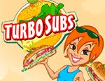 تحميل لعبة مطعم الوجبات السريعة صب تربو Turbo Subs