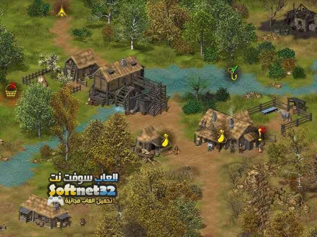 لعبة استراتيجية حربية للكمبيوتر