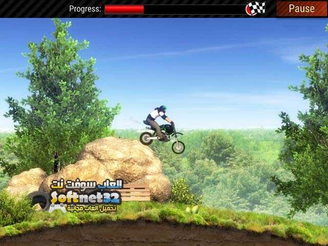 تحميل اقوى لعبة سباق دراجات النارية Extreme Bike Trials مجانا