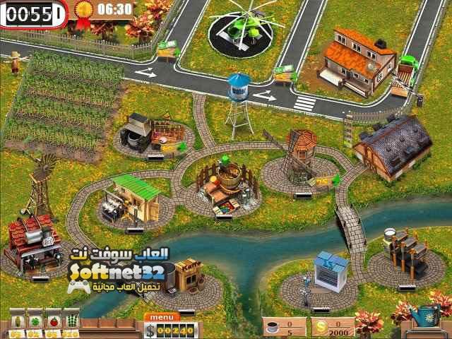 تحميل لعبة مزرعة الحيوانات TV Farm