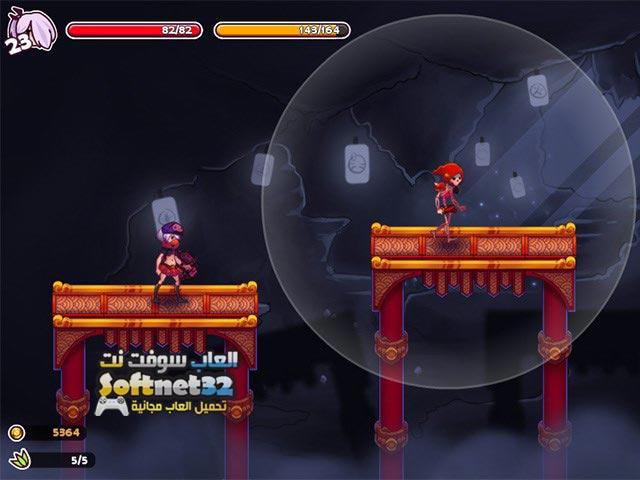 تحميل لعبة الفتاة المحاربة Beater Spirit للكمبيوتر