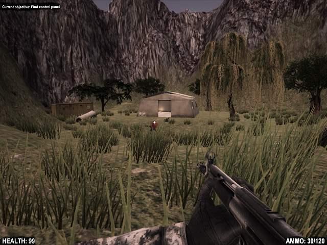 تحميل لعبة قوات الكوماندوز Escape from Island