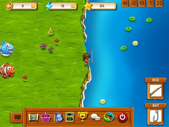 تحميل لعبة صيد السمك بالسنارة مجانا