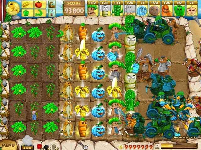 تحميل لعبة النباتات ضد الزومبي 2 Battle Ranch مجانا