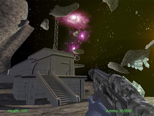 تحميل العاب اكشن للكمبيوتر مجانا برابط واحد مضغوطة Alien Invaders