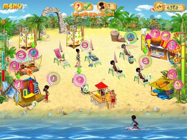 تحميل لعبة شاطئ المرح فلاش - العاب اون لاين