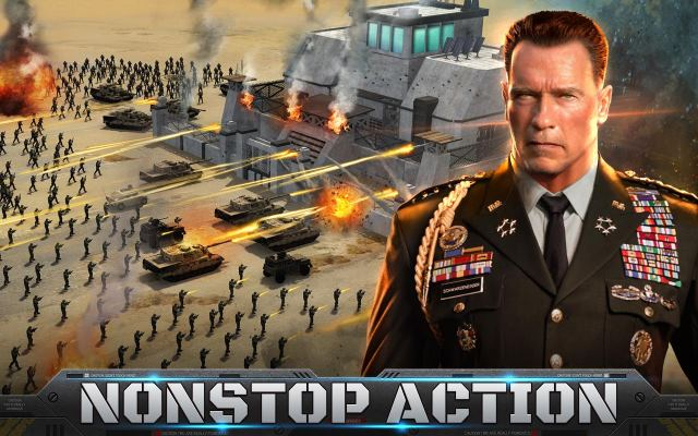 تحميل لعبة موبايل سترايك 2017 Mobile Strike للاندرويد برابط واحد