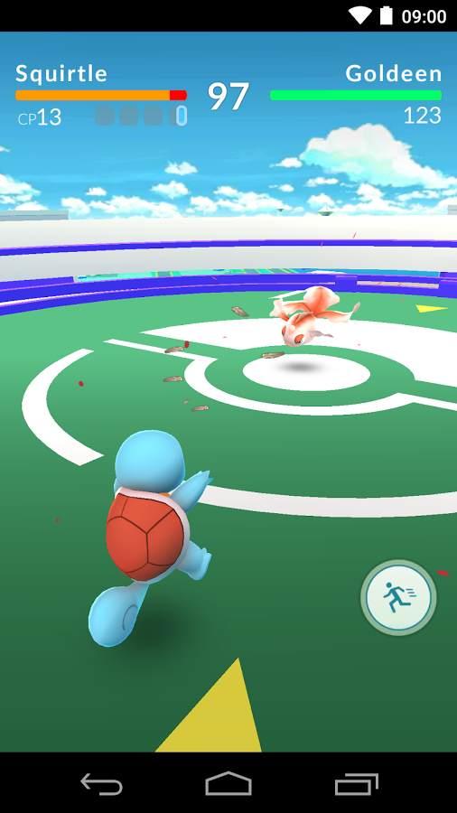 تحميل لعبة بوكيمون جو للاندرويد والايفون برابط واحد Pokemon GO