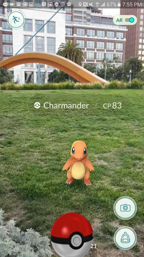 تحميل لعبة بوكيمون جو للاندرويد pokemon go