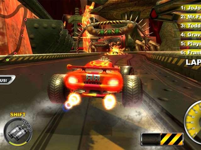 تحميل لعبة السيارات المتوحشة Lethal Brutal Racing