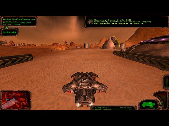 تحميل لعبة ترانسبورتر حرب المريخ Martian Transporter