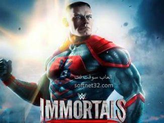 تحميل لعبة المصارعة الحرة WWE Immortals للكمبيوتر والاندرويد