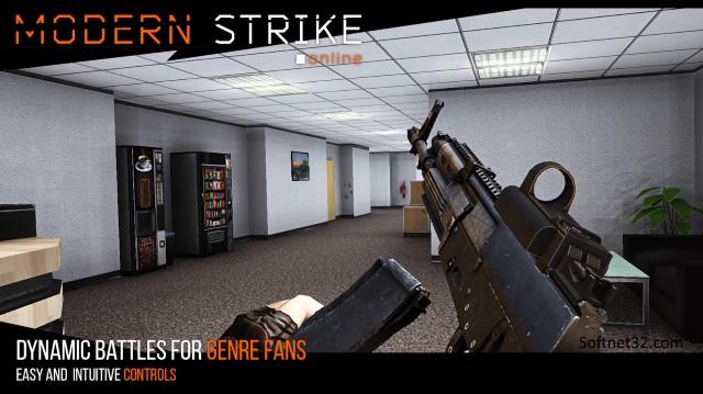 تحميل لعبة كاونتر سترايك مجانا برابط مباشر Modern Strike للاندرويد