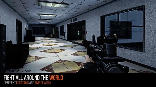 لعبة كاونتر سترايك مجانا برابط مباشر Modern Strike للتحميل
