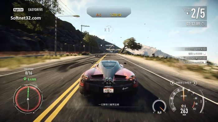 تحميل لعبة Need for Speed Rivals نيد فور سبيد ريفالز للكمبيوتر والاندرويد