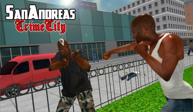 لعبة جاتا حرامي السيارات GTA San Andreas برابط واحد للتحميل