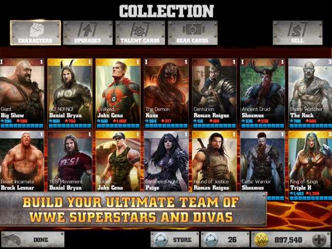 تحميل لعبة المصارعة برابط واحد للكمبيوتر WWE Raw