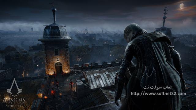 لعبة اساسن كريد يونتي Assassin's Creed Unity مجانا للكمبيوتر