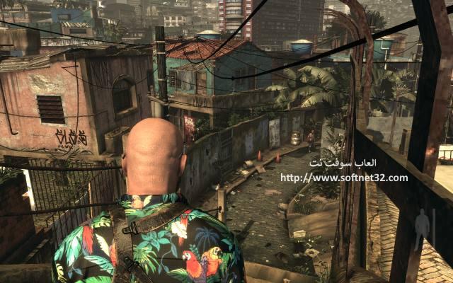 لعبة Max Payne 3 ماكس بين للتحميل برابط واحد مجانا