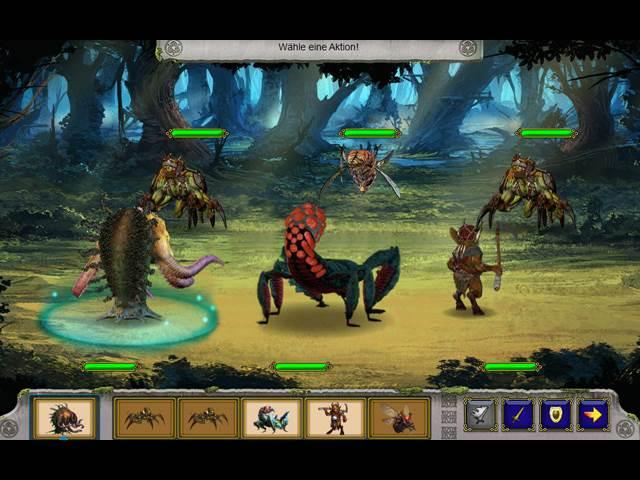 تحميل العاب كمبيوتر بحجم صغير قتال الوحوش Battle of Beasts