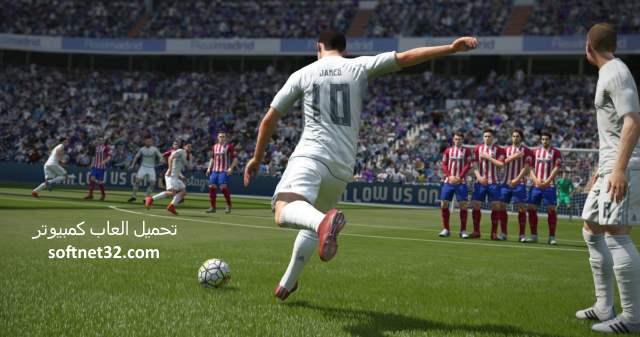 لعبة فيفا FIFA 2017 مضغوطة برابط واحد للتحميل على الكمبيوتر