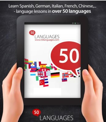 برنامج تعليم اللغة العربية والانجليزية للاطفال