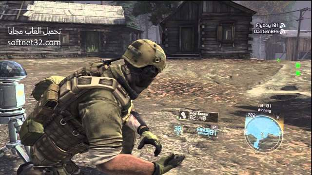 تحميل لعبة ghost recon future soldier مضغوطة بحجم صغير