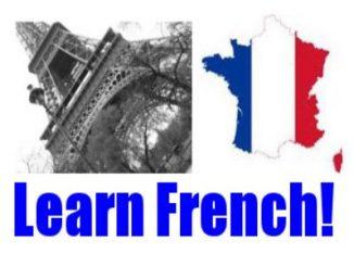 تعلم اللغة الفرنسية للاطفال