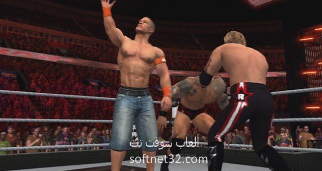 تحميل لعبة WWE Raw مصارعة حرة 2017 للكمبيوتر والايفون والاندرويد