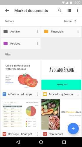 تحميل برنامج 2017 Google Drive قوقل درايف لجميع انواع الاجهزة
