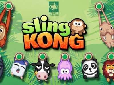 تحميل لعبة Sling Kong اجمل لعبة للاطفال مجانا للاندرويد والايفون