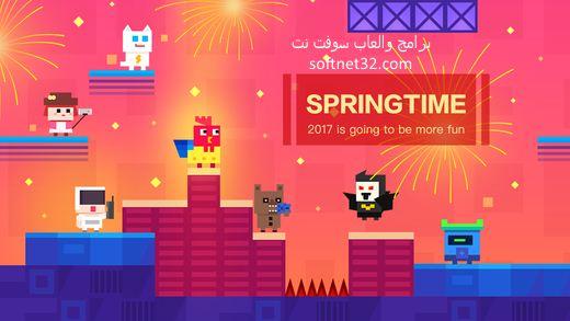 تحميل العاب اطفال تعليمية للاندرويد لعبة Super Phantom Cat القط